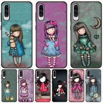 ByLoving Cartoon Lovely Santoro Gorjuss DIY Luxury Phone Case For Samsung A10 20 30 40 50 70 10S 20S 2 Core C8 A30S A50S