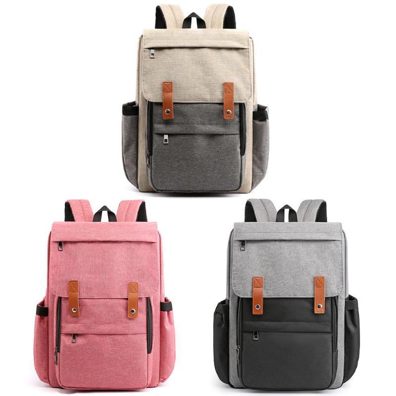 Сумка для подгузников, рюкзак, водонепроницаемая Большая вместительная коляска, сумка для пеленания