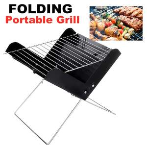Portable Charcoal BBQ Grill 29