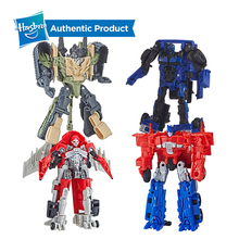 Hasbro Transformers Movie 6 Energon Igniters Power Series Bumblebee Camaro Optimus Prime Shatter Autobots Ratchet Car Toys
