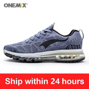 Onemix 2020 Men Light Running Shoes Sneakers Breathable Mesh Marathon Air Cushion Outdoor Athletic Male Shoes Jogging Shoes onemix 2018 men running shoes breathable runner athletic sneakers air cushion running shoes outdoor walking shoes free shipping