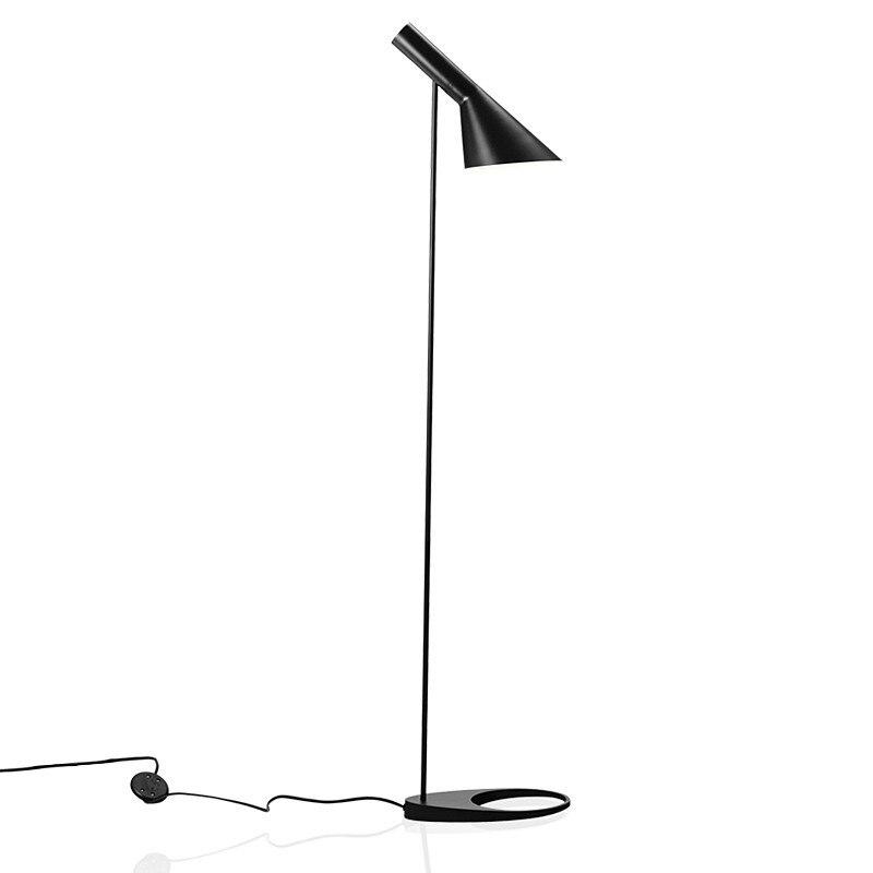 Moderna luz de assoalho nordic lâmpada aj