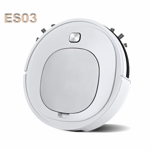 Smart Robot Vacuum Cleaner Household Multifunctional 3-in-1 Cleaning Appliances Wireless Automatic Vacuum Cleaner 1