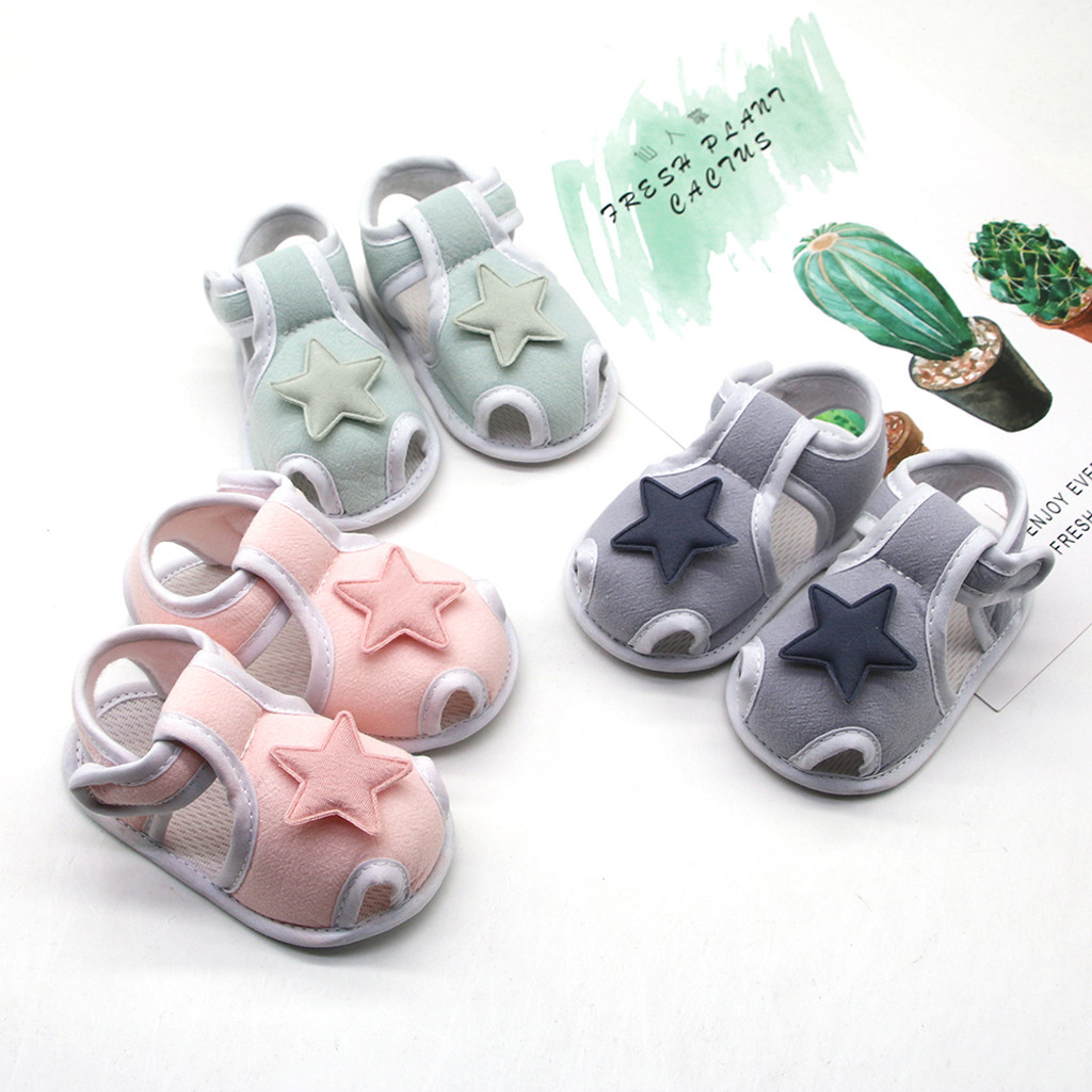 New Faux Leather Baby Shoes Moccasins Single Eyes Newborn Infant first walkers