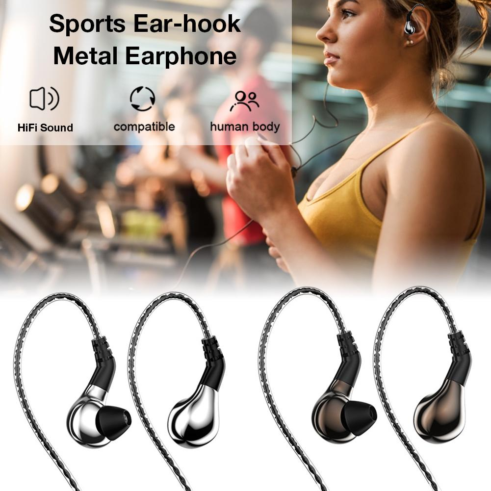 BLON BL03 Sports HiFi Earphones HD Sound Quality Wired Control Universal Mobile Phone Headset Stereo Gaming Headphones With Mic image