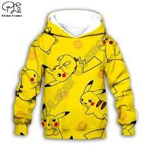 Kids Cloth Pokemon  Pikachu Cartoon 3d hoodies/tshirt/boy sweatshirt Hot Movie pant style-8