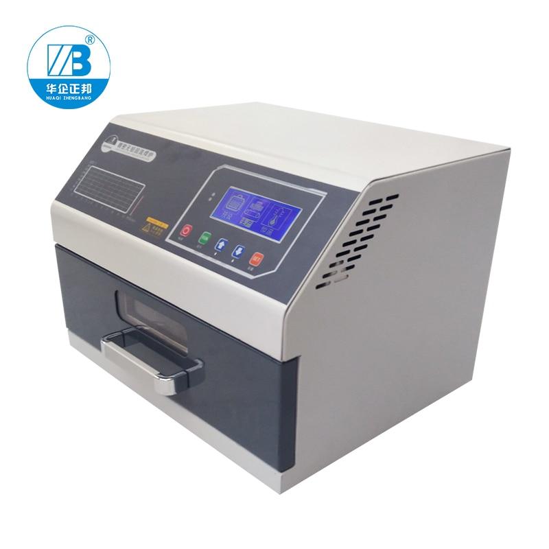 desktop solder reflow equipment LED PCB Assemble Line Reflow Oven