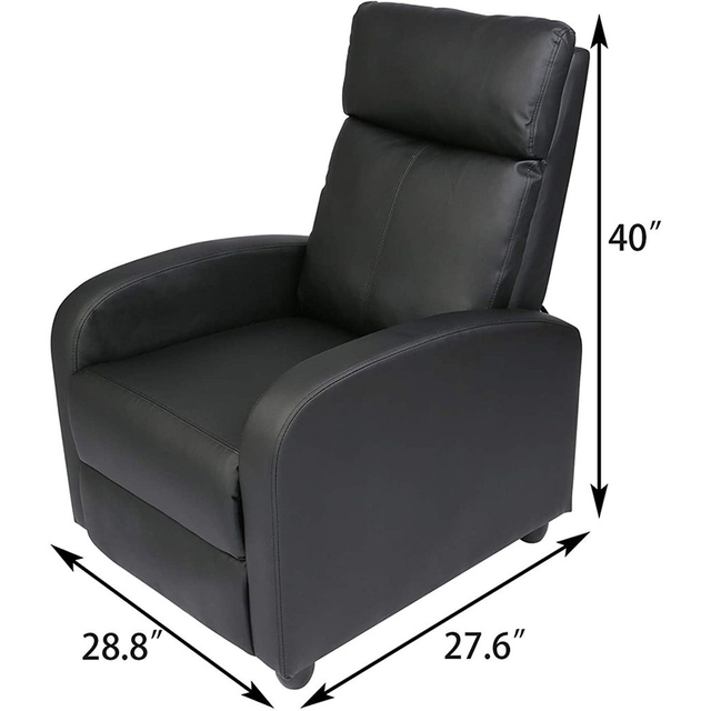 Home Theater Recliner Chair   2