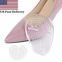 Abd ön ayak yetişkin bezi kadınlar için yüksek topuklu ayakkabı yastık koruma ağrı kesici ön ayak tabanlık ayaklar pedleri ayak bakımı kayma