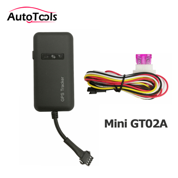 GT02A GPS Tracker Real Time car tracking system Device for auto Vehicle Motorcycle Scooter gps online track image
