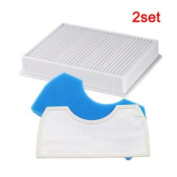 2set Vacuum cleaner dust hepa filters for samsung DJ63-00672D SC4300 SC4340 SC4350 SC4530 SC4570 etc vacuum cleaner parts 1pc h11 dj63 00672d dust hepa filter 1 set blue sponge filters for samsung sc4300 sc4470 vc b710w vacuum cleaner spare parts kit