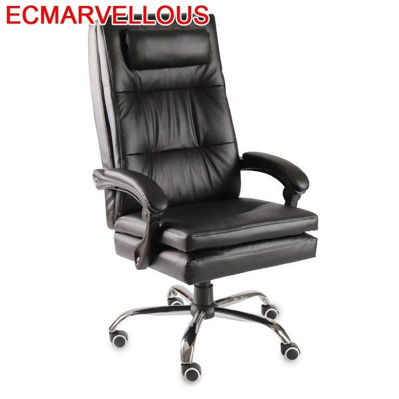 Stool Fauteuil Bureau Stoelen Sedia Ufficio Fotel Biurowy Stoel Gamer Leather Office Silla Cadeira Poltrona Gaming Chair