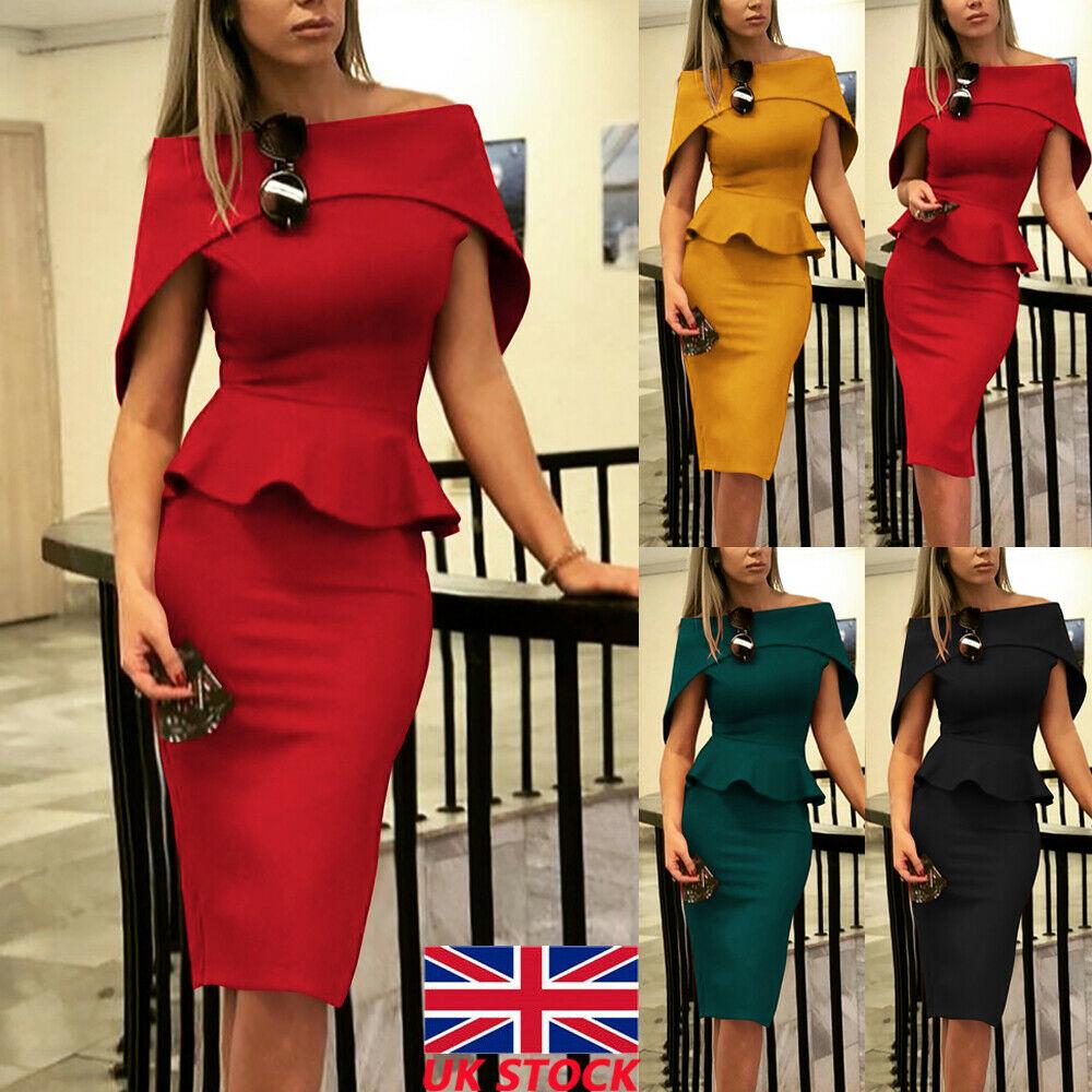 Elegant Dress Women Strapless Off Shoulder Bodycon Dress Ladies Autumn Casual Dress Party Dress Xmas Split Maxi Winter Dress Hot