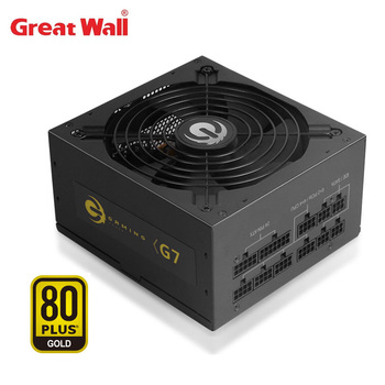 Great Wall PC Power Supply 850W 80PLUS GOLD PSU ATX Power Supply 12V with 140mm Fan Full Modular