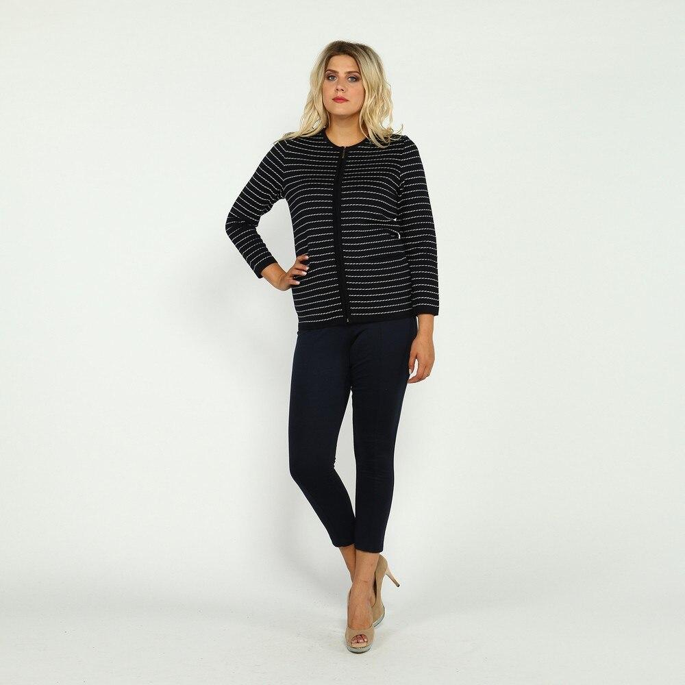 Pants & Capris MIO IMPERATRICE 31088 wide trousers leggings  culottes big size womens
