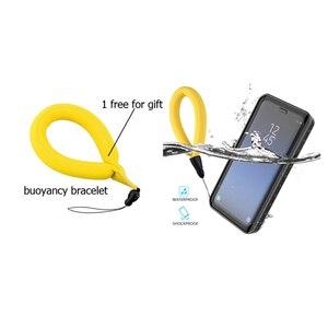 Image 2 - Huawei P30Lite Chống Nước Funda Huawei P30 Pro 360 Bảo Vệ IP68 Trong Suốt dùng cho Huawei P30 Lite Ốp Lưng Nước chứng minh Bao