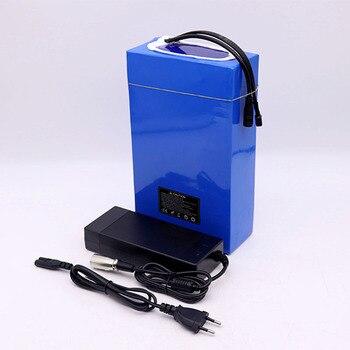 Batería de repuesto para patinete eléctrico, de 36 V, 48 V, 10Ah, 13Ah, 15Ah, 18Ah, 20Ah, 23Ah, batería de ácido de plomo para motores de 36 v, 500w, 48 v, 750w y 1000w