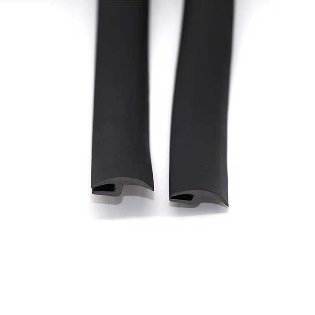 2M Windshield Rubber Seal Front Rear Windshield Sunroof Seal Strips Dustproof Sealing Strip For Auto Car Dashboard Windshield