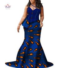 Африканская одежда для женщин традиционное богатое женское платье