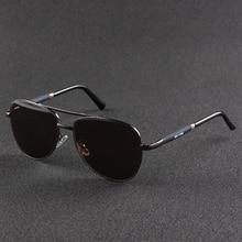 Vazrobe Aviation Sunglasses Men Glass Sun Glasses for Man Na