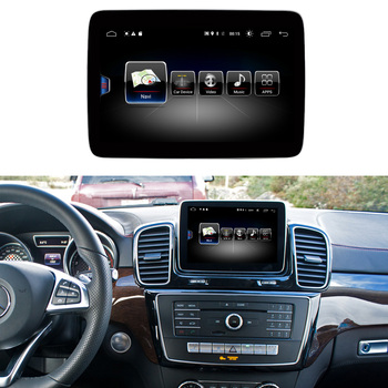 Android Multimedia Touch Screen for Mercedes Benz GLE GLS Car Comand Display upgrade with Radio Bluetooth GPS Navigation