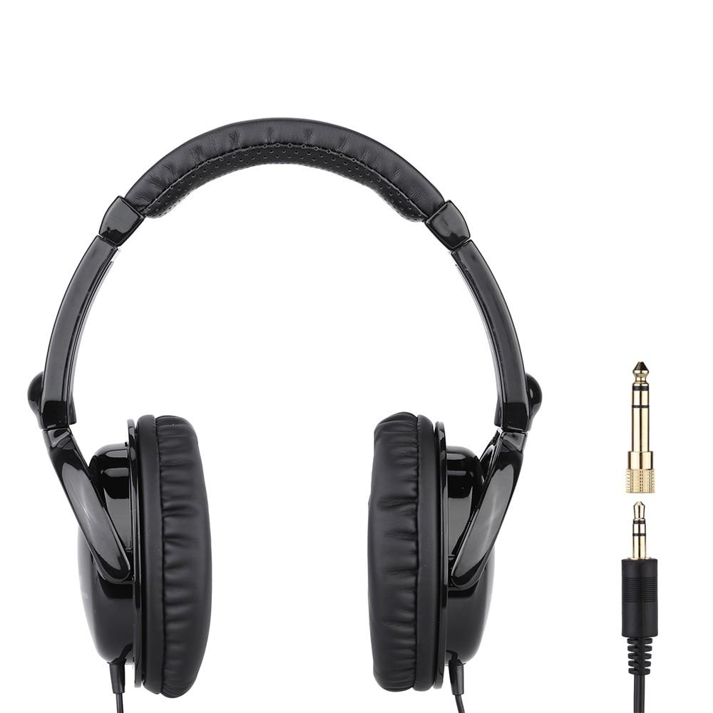 Takstar HD 2000 Wired Stereo Dynamic Monitor Headphone Headset for Guitar PC Computer CD Player Walkman MP3 MP4 Earphone