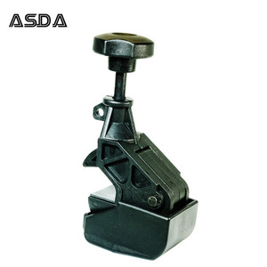 Image 5 - Hands free Heavy Duty Clamp Car Tire  Dismounting Clamp Tool Tyre Drop Center Clamp Tire Repiar Parts Tyre Changer Helper