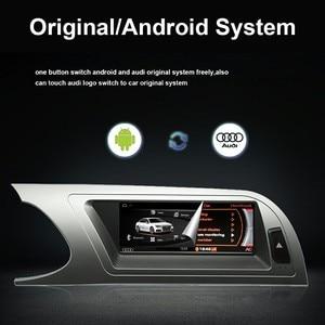 """Image 5 - 8 rdzeń 8.8 """"samochodowy panel główny dla Audi A4 B8 2009 2016 Android 9.0 System WIFI Google IPS Touch Stereo BT Carplay 4G LTE 4 + 64G GPS"""