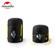 Naturehike Outdoor Camping Pack Compression Stuff Sack Bag Waterproof Storage Carry Bag For Sleeping Bag(China)
