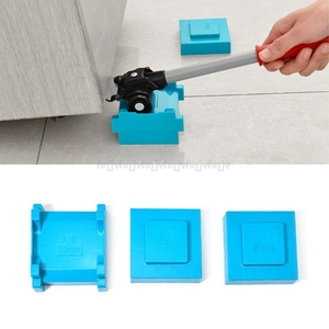 Image 3 - 8pcs Furniture Mover Tool Set Transport Shifter Lifter Wheel Heavy Stuffs Moving D23 19 Dropship
