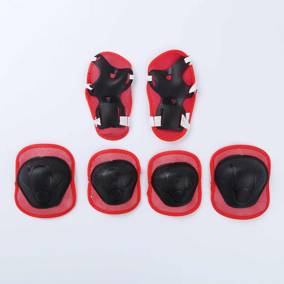 Bike Knee Pads and Elbow Pads with Wrist Safety Guards Protective Gear For Kid