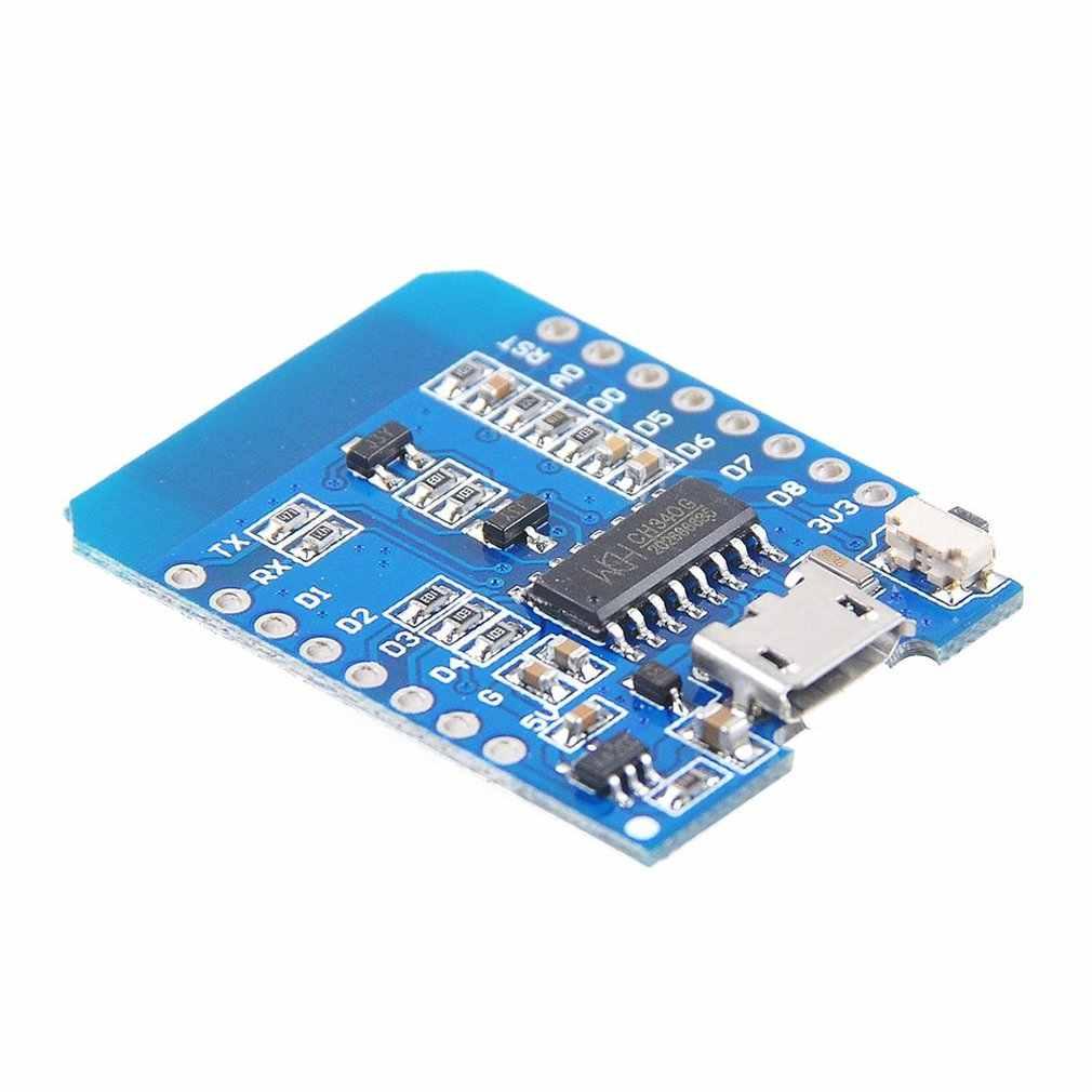 MINI D1 ขนาดเล็ก NodeMcu โมดูล NodeMcu Lua ESP8266 ESP-12 WeMos D1 Mini WIFI 4M ไบต์ Development BOARD
