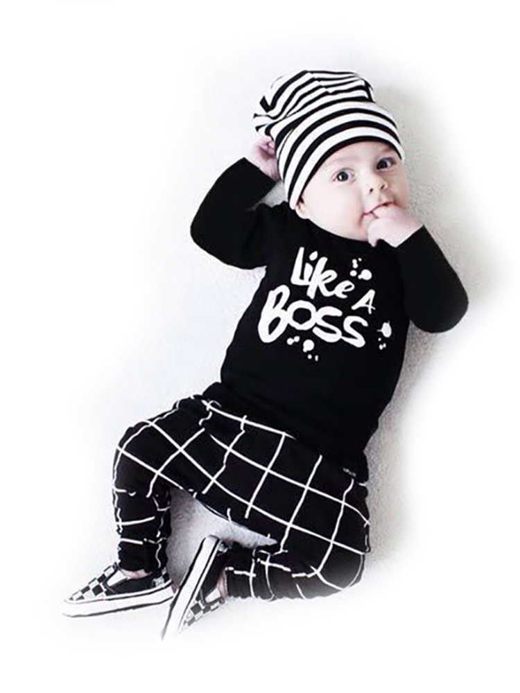 Newborn Infant Baby Girls Boys Bodysuits Peace Sign Puerto Rico Black /& White Protest Flag Background Long Sleeve Romper
