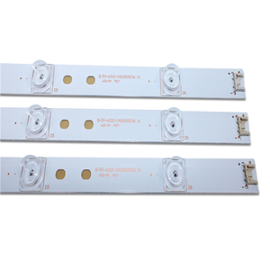 "Image 2 - 100% חדש 59cm LED תאורה אחורית 6 מנורת עבור LG 32 ""טלוויזיה 32MB25VQ 6916l 1974A 1975A 1981A lv320DUE 32LF5800 32LB5610 innotek drt 3.0 32"