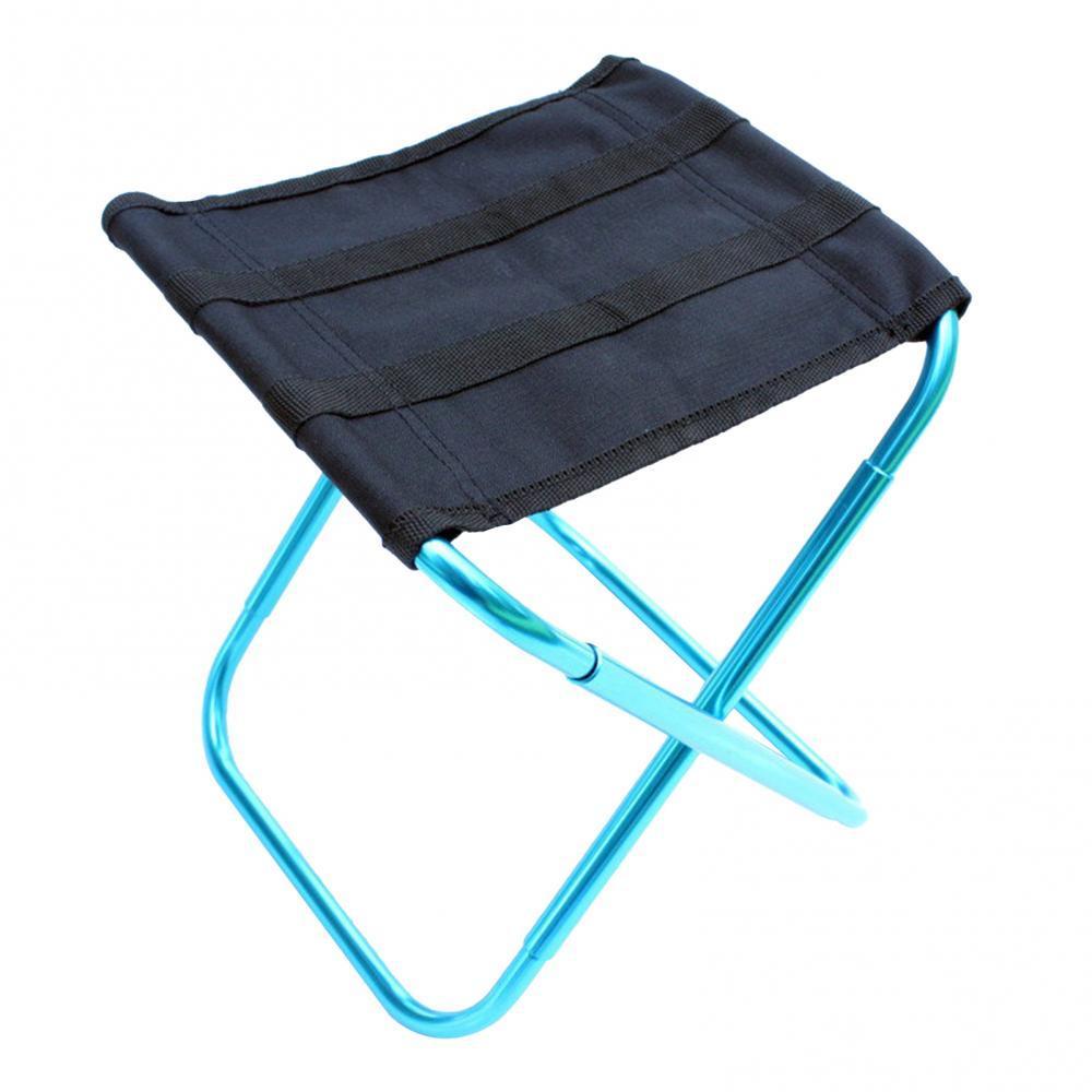 Aluminium Alloy Folding Fishing Chair Lightweight Picnic Camping Stool Furniture Fishing Chair