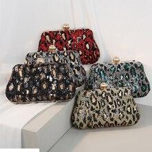 Purse Wallet Handbags Clutches-Bags Pearl Metal Shoulder-Bag Wedding Women Lady Ladies