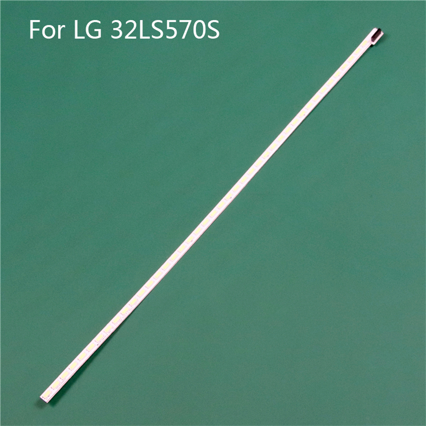 LED TV Illumination For LG 32LS570S Full HD LED Bars Backlight Strips Line Ruler 32