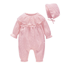 Vlinder Baby girl clothes Baby Rompers i