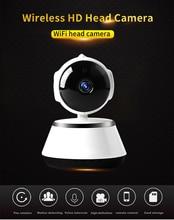 Cámara N_eye IP 1080P cámara de seguridad para el hogar Cámara wifi con visión nocturna IR cámara IP Observe de grabación de Audio