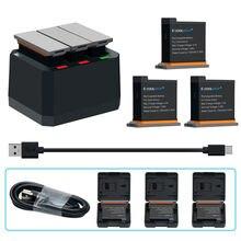 Аккумулятор для экшн камеры dji osmo 1300 мАч