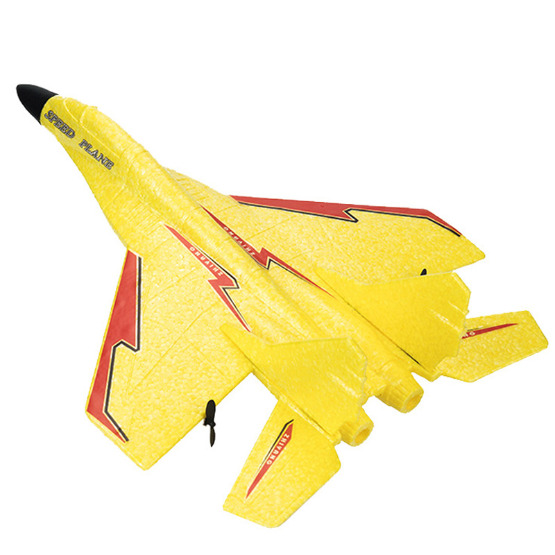 Cool RC Fight Fixed Wing RC Airplane MIG-530 2.4G Remote Control Aircraft RC Plane Christmas Gift image