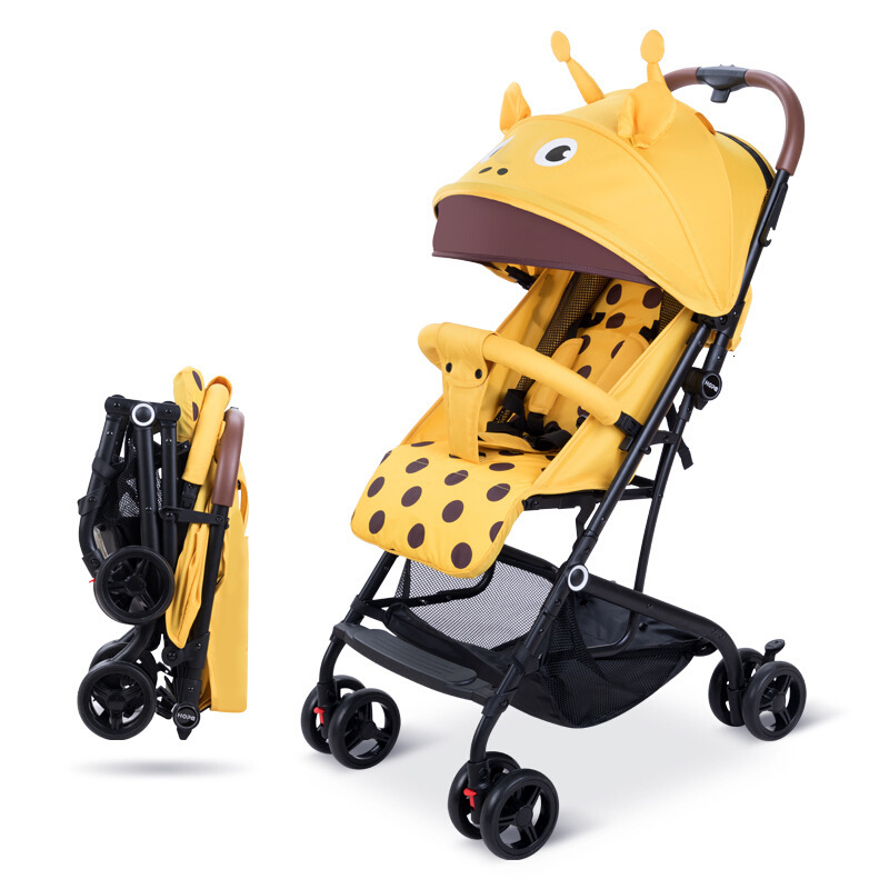 Germany Hapair Baby Vehicle Garden Cart Exceed Light Can Sit Lie Boarding Children Avoid Earthquake Baby Baby Baby
