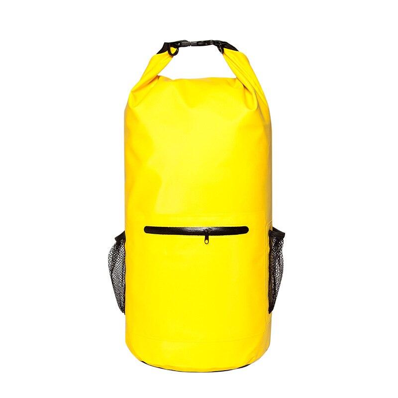 Hot Sales 40l500d Multi-functional Shoulder Waterproof Bucket Bag Customizable-Printing Logo