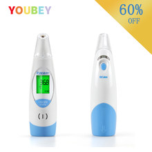 Baby Non-Contact Thermometer Body Infrared Digital IR LCD Baby Forehead Ear Adult New Body Fever Measurement Termometro(China)