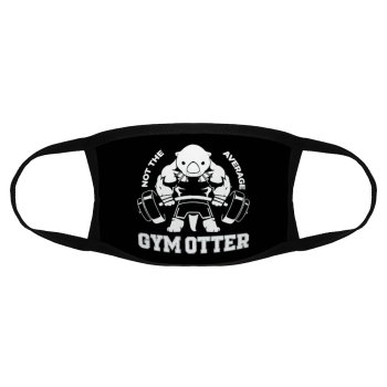 Otter Bodybuilding Exercise Funny Dust Mask 3D Printed Dust Mask For Men Normal Dust Mask New K012501 недорого