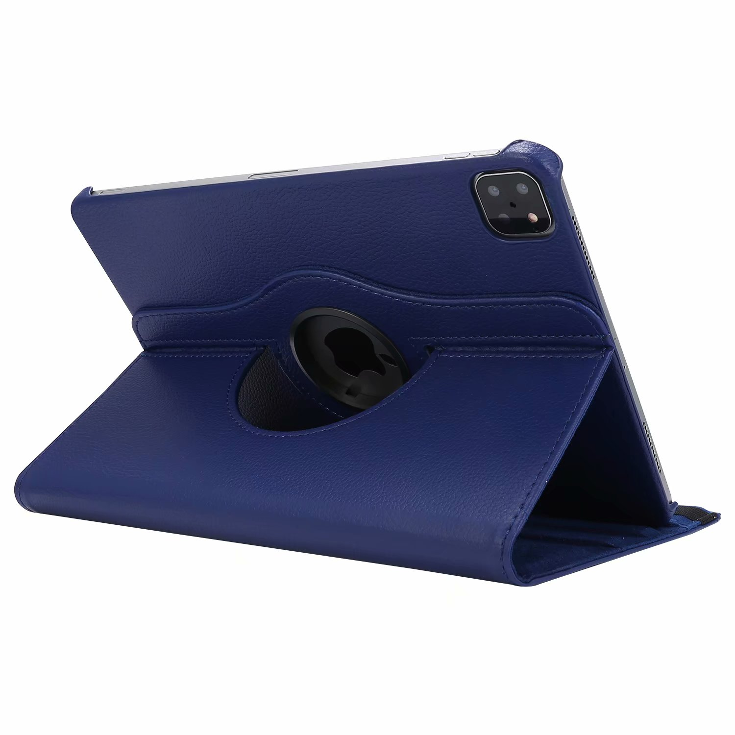 Navy Blue Navy Blue Case for iPad Pro 11 Cover 2021 2020 2018 A2228 A2068 A2230 A2013 A1934 A1980 360