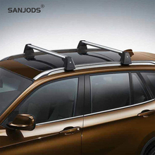sanjods car roof rack replacement for 12 15 q5 pair oe style aluminum roof rail rack cross bar baggage carrier SANJODS Roof Rack Pair OE Style Aluminum Bolt-On Roof Rack Rail Cross Bar Baggage Carrier Replacement For BMW X1 09-15