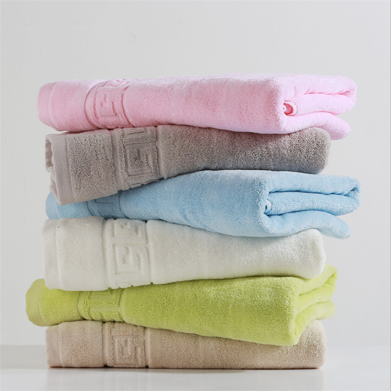 Useful 100/% Cotton Towels Soft Hand Bath Thick Beach Shower Bathroom Dry Quick