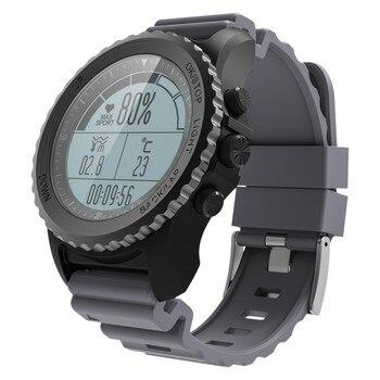 S968 GPS Smart Watch IP68 Waterproof Smartwatch Dynamic Heart Rate Monitor Multi-sport Men Swimming Running Sport Watch