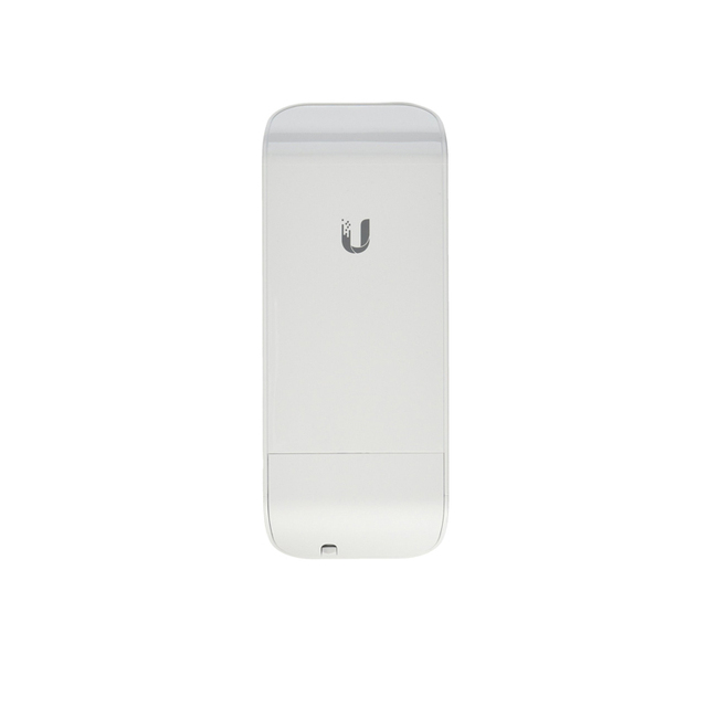 Ubiquiti NanoStation LocoM5 5GHz Wireless Network Bridge airMax 13dBi CPE Within 2 KM 1 piece (Only one! Must be used with two )